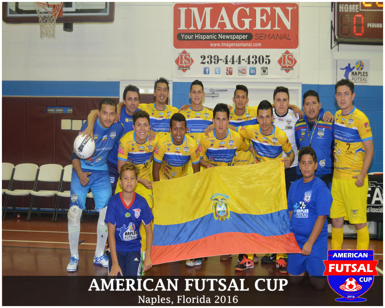 Franco Futsal Ecuador
