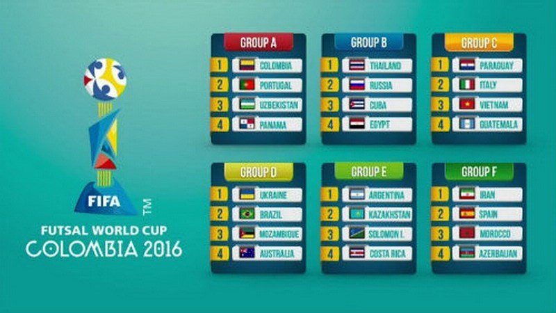 futsal-colombia-2016-schedules